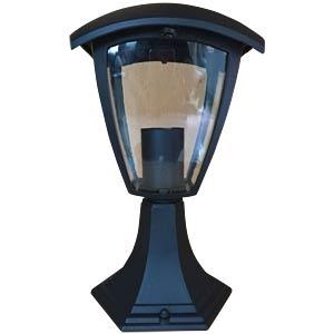 Gartenleuchte, schwarz, IP65 V-TAC 7057