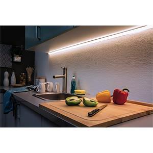 LED-Streifen MaxLED, 10 W, 825 lm, kaltweiß, 1500 mm, dimmbar PAULMANN 70578