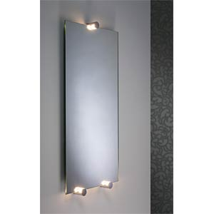 Navi Spiegelleuchte IP44 LED 3x3W, 230/12V, EEK A++ - A PAULMANN 70611
