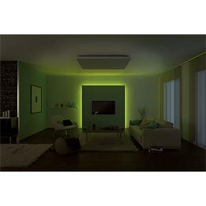 Function MaxLED RGB Strip 1m 13.5W 24V silver pla PAULMANN 70657