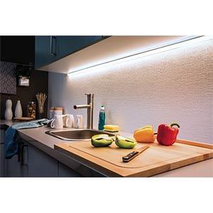 LED-Streifen MaxLED, 6 W, 550 lm, kaltweiß, 500 mm, dimmbar PAULMANN 70660