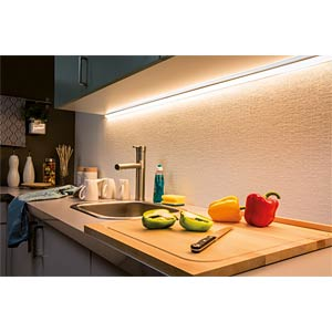 LED-Streifen MaxLED, 42 W, 3300 lm, warmweiß, 3000 mm, dimmbar PAULMANN 70670