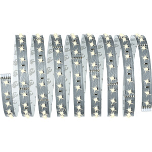 LED-Streifen MaxLED, 16 W, 1375 lm, warmweiß, 2500 mm, dimmbar PAULMANN 70827