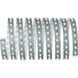 LED-Streifen, MaxLED,  14 W, 1375 lm, kaltweiß, 2500 mm, dimmbar PAULMANN 70828
