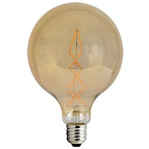 V-TAC Tree Filament-Amber, 8 W, 2200 K, E27 V-TAC