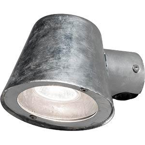 Wandleuchte, 50 W, silber, IP44 KONSTSMIDE 7523-320