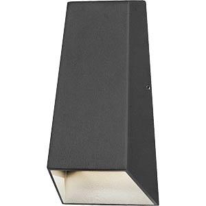 Wandleuchte, 6 W, 230 lm, schwarz, IP44 KONSTSMIDE 7911-370