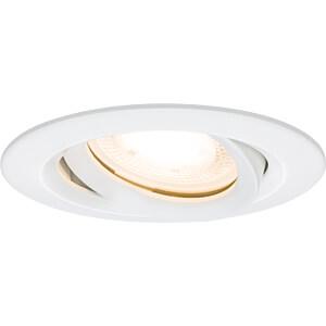 Einbauleuchte LED Nova, 3 x 7 W, 2700 K, weiß, IP65 PAULMANN 92898