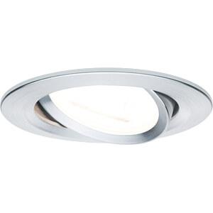 Einbauleuchte LED Nova, 3 x 7 W, 2700 K, alu PAULMANN 93606