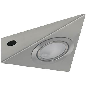 Furniture surface mounted light, 3x20W 230/12V G4, Iron brushed PAULMANN 98398