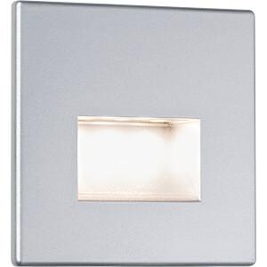 Inbouwlamp, 1,1 W, 116 lm, 2700 K, chroom PAULMANN 99495