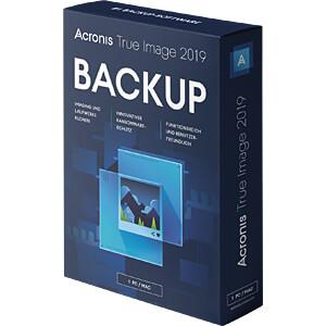 Software, True Image 2019, 1 PC/Mac (DE) ACRONIS TIH2B2DES