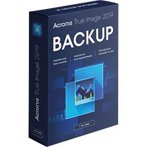 Software, True Image 2019, 1 pc/Mac (UK) ACRONIS TIH2B2UKS