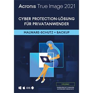 ACRONIS TI21-3DE - Software