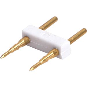 AIG 184759 - 2-Pin Verbinder für LED-Streifen 5050-60