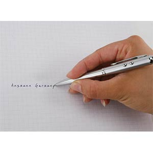 Stylus Touch 4 in 1, Multifunktionsstift ANSMANN 1600-0028