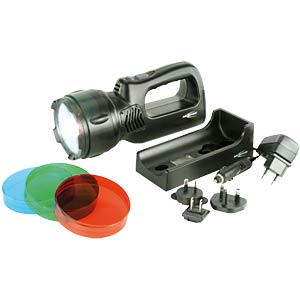 ANSMANN battery-powered, portable LED searchlight ANSMANN 1600-0005