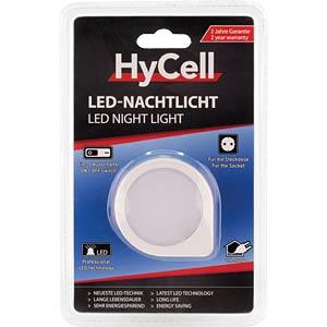 Nachtleuchte, 0,4 W, weiß HYCELL 1600-0126