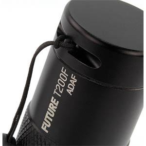 LED-Taschenlampe Future T200F, 200 lm, schwarz, 3x AAA (Micro) ANSMANN 1600-0138