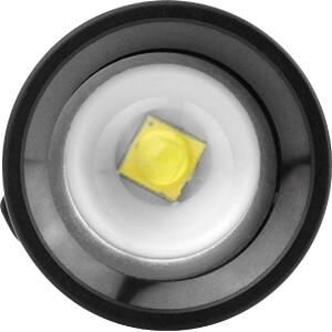 LED-Taschenlampe M200F, 240 lm, schwarz, 2x AA (Mignon) ANSMANN 1600-0173