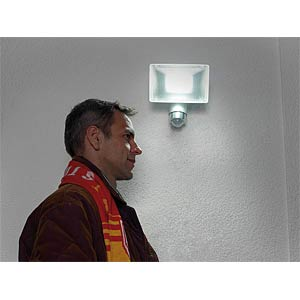 Power LED light IP 44 with IR detector, EEC A BRENNENSTUHL 1173350