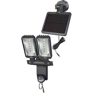Solar LED-Strahler Duo Premium IP44 mit BWM BRENNENSTUHL 1179430