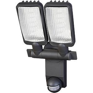 LED-Flutlicht, 31 W, 2160 lm, 6400 K, schwarz, IP44 BRENNENSTUHL 1179660