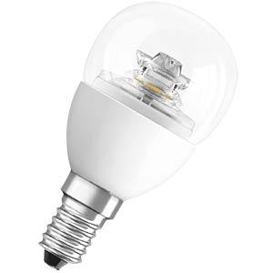 LED CLAS P ADV 3,8W E14, clear, EEK A+ OSRAM 4008321980380
