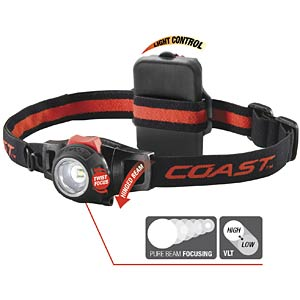 HL7 Headlamp COAST HL7