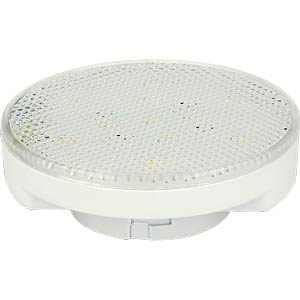 GX53 5,0W ww 11x SMD LED Lampe DELOCK 46383