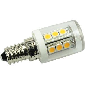 LED-Lampe E14, 2,3 W, 210 lm, 3000 K, 12 - 30 V DIODOR DIO-LED18ST14L