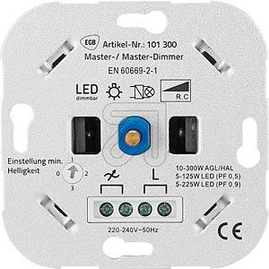 EGB 101300 - Master- /Master LED-Dimmer