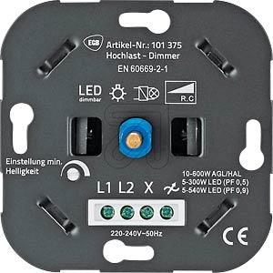 EGB 101375 - Hochlast LED-Dimmer