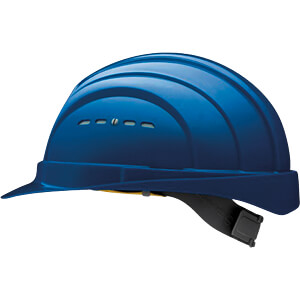 Schutzhelm, EuroGuard 6, blau, EN397 SCHUBERTH