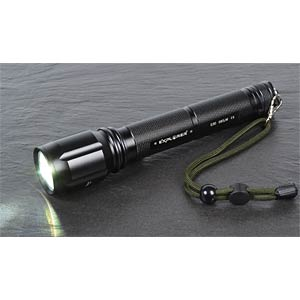 Torch, 580 lm with CREE XML T6 LED EXPLORER E30