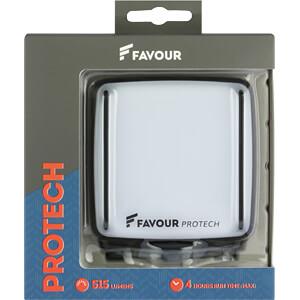 LED-Arbeitsleuchte, 4,5 W, 512 lm, Akku FAVOUR L0817