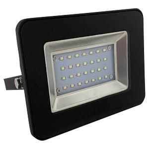 LED-Flutlicht, 10 W, 850 lm, 4500 K, schwarz, IP65 V-TAC 5876