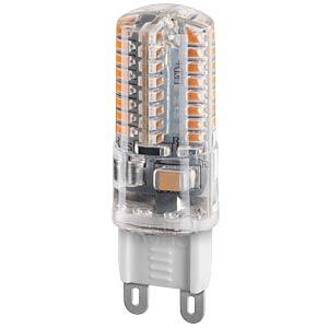 LED lamp G9, 180 LM, 2700K, EEK A+ GOOBAY 30474