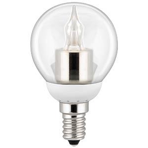 LED spotlight E14, 3.5 W, 210 Lm, ww, EEK A+ GOOBAY 30512