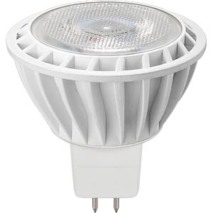 LED spotlight GU5.3, 5 W, 320 lm ww, EEK A+ GOOBAY 30571
