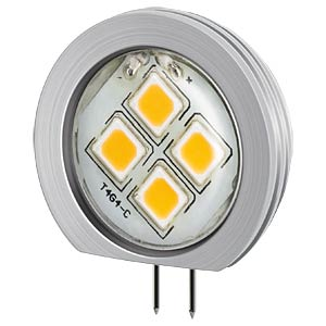 G4 LED room light, daylight, 190 lm, 140°, EEC A++ GOOBAY 30575
