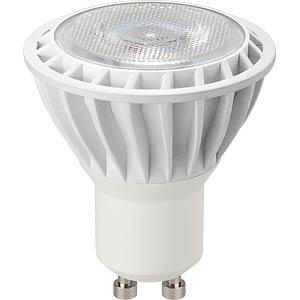 LED spotlight GU10, 4 W, 250 lm wt, EEK A+ GOOBAY 30578