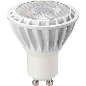 LED spotlight GU10, 5 W, 390 lm wt, EEK A+ GOOBAY 30579