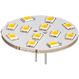 LED recessed spotlight 2 W, warm white, EEK A++ GOOBAY 30586