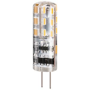 SMD LED G4, 1.2 W warm white, 80 lm, EEK A+ GOOBAY 30655