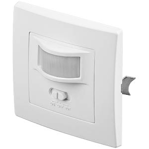 Infrared motion detector, white GOOBAY 96005