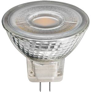 LED spotlight GU5.3, 270 lumen warm white, EEC A, pack of 3 GOOBAY 30542