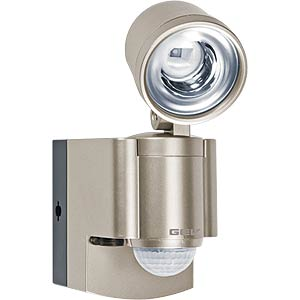 Battery LED spot with motion detector GEV 014800