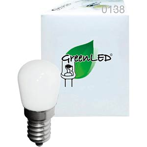 LED mini design, E14 GREENLED 138