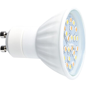 LED-Lampe GU10, 5 W, 390 lm, 2700 - 6400 K GREENLED 3901